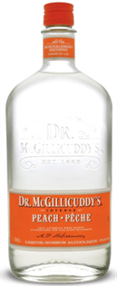 Dr. Mcgillicuddy's Liqueur Intense Peach 750ml